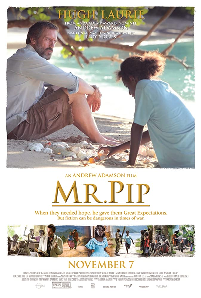 Mr. Pip 2012 Dual Audio Full Movie 350MB