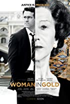 Image of Woman in Gold