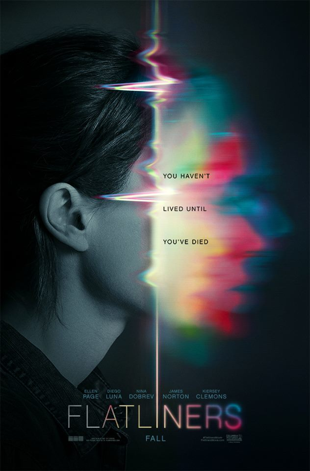 movie poster for Flatliners