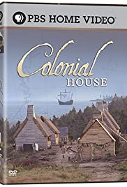 Colonial House Poster