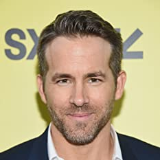 Ryan Reynolds at an event for Life (2017)
