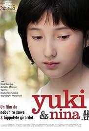 Yuki & Nina Poster