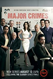 Major Crimes - Season 3 poster