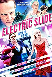 Electric Slide (2014) Poster - Movie Forum, Cast, Reviews