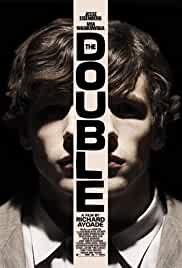 The Double poster do filme