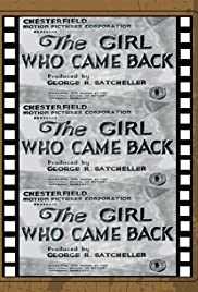 The Girl Who Came Back Poster