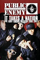 Image of Public Enemy: It Takes a Nation - The First London Invasion Tour 1987