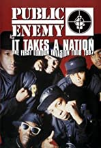 Public Enemy: It Takes a Nation - The First London Invasion Tour 1987