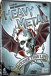 Heavy Metal: Louder Than Life Poster