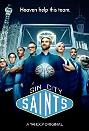 Sin City Saints Poster - TV Show Forum, Cast, Reviews