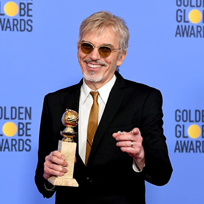 Billy Bob Thornton at an event for The 74th Golden Globe Awards (2017)