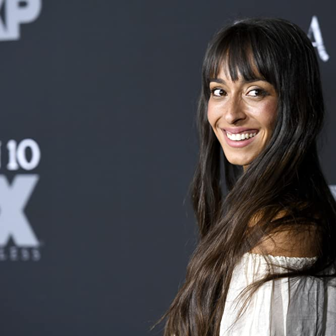 Oona Chaplin at an event for Taboo (2017)