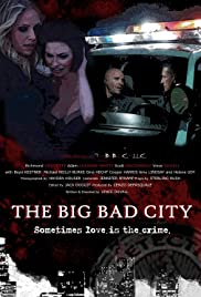 The Big Bad City Poster
