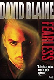 David Blaine: Fearless (2002) Poster - Movie Forum, Cast, Reviews