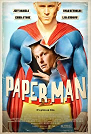Paper Man (2009) Poster - Movie Forum, Cast, Reviews