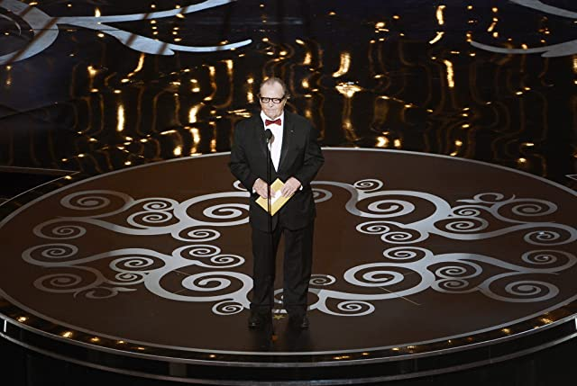Jack Nicholson at an event for The 85th Annual Academy Awards (2013)