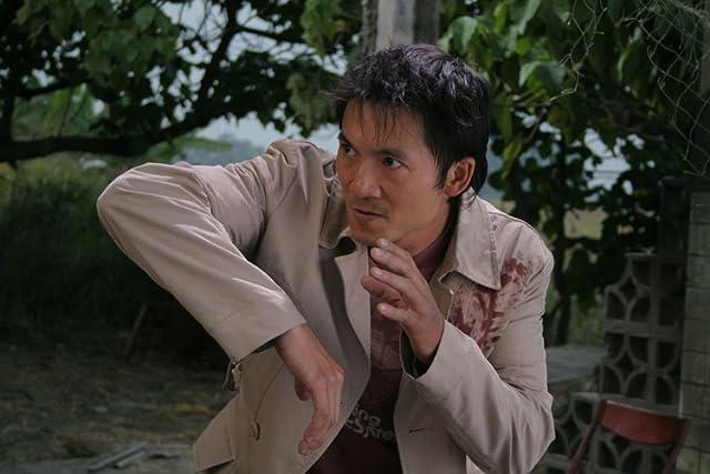 Donnie Yen in Flash Point (2007)