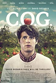 C.O.G. (2013) Poster - Movie Forum, Cast, Reviews