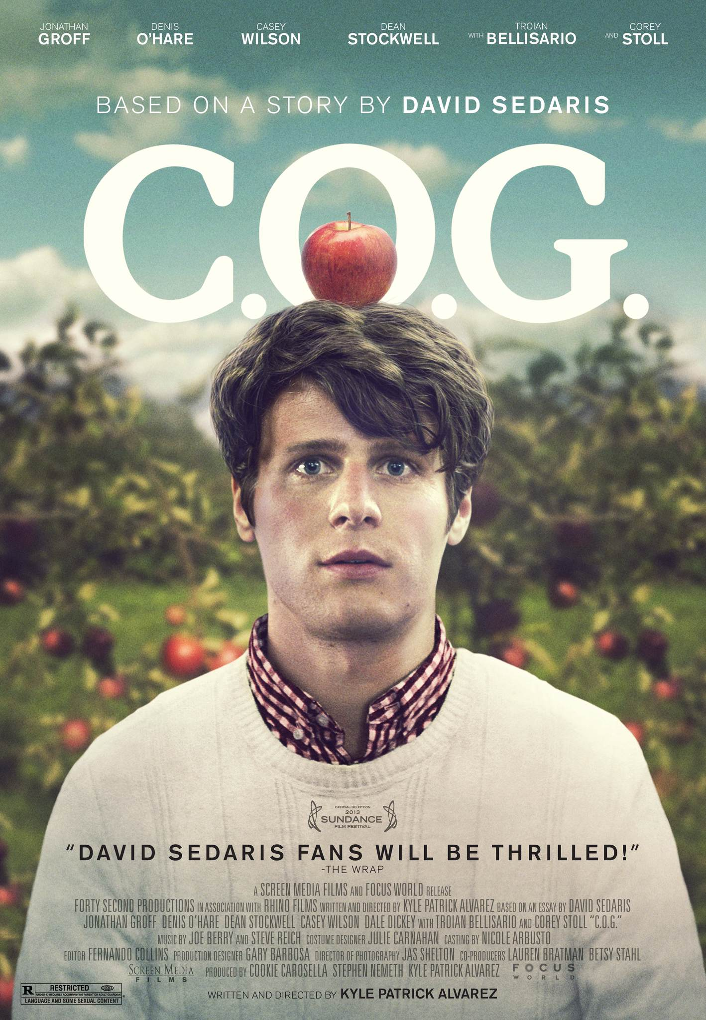 Image C.O.G. Watch Full Movie Free Online