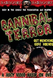 Terreur cannibale (1980) Poster - Movie Forum, Cast, Reviews