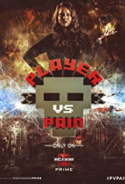 Player vs. Pain Poster