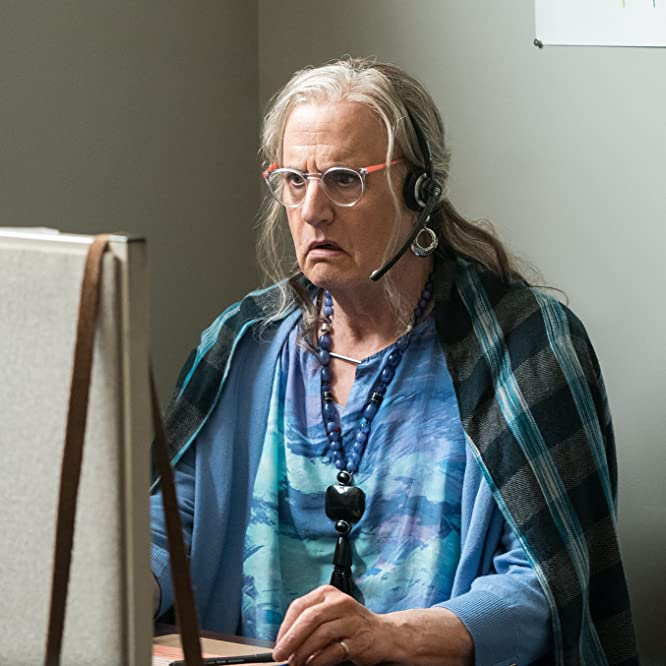 Jeffrey Tambor in Transparent (2014)