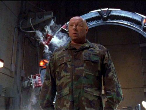 Don S. Davis in Stargate SG-1 (1997)