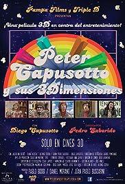 Peter Capusotto y sus 3 dimensiones Poster