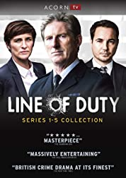 Line of Duty - Series 6 (2021) poster