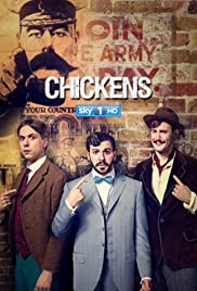 Chickens Poster - TV Show Forum, Cast, Reviews