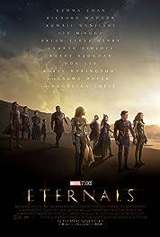 Eternals poster