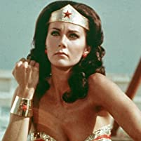 Wonder Woman Through the Years: Lynda Carter