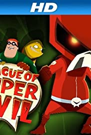 The League of Super Evil Poster