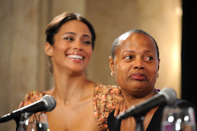 Paula Patton and Sapphire at Precious (2009)