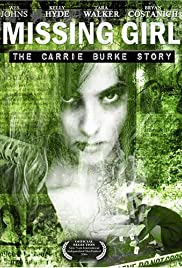 Missing Girl: The Carrie Burke Story Poster
