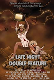 Late Night Double Feature Poster