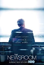 The Newsroom Poster - TV Show Forum, Cast, Reviews
