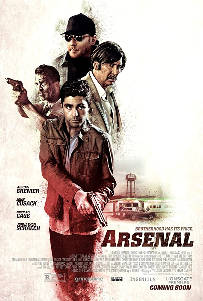Arsenal 2017 720p WEB-DL 300MB Movies