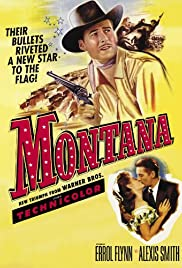 Montana (1950) Poster - Movie Forum, Cast, Reviews