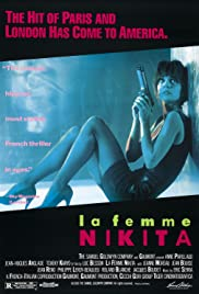 La Femme Nikita (1990) Poster - Movie Forum, Cast, Reviews