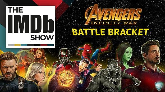 avengers infinity war imdb