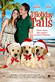 3 Holiday Tails Poster