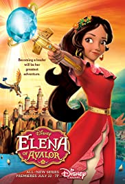 Elena of Avalor Poster - TV Show Forum, Cast, Reviews