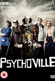 Psychoville Poster - TV Show Forum, Cast, Reviews