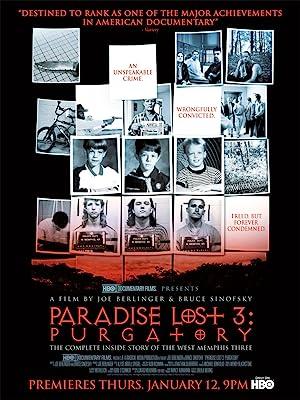 Paradise Lost 3: Purgatory Poster
