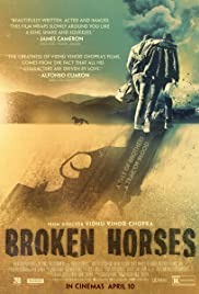 Broken Horses (2015) Poster - Movie Forum, Cast, Reviews