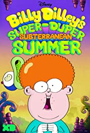 Billy Dilley's Super-Duper Subterranean Summer - Season 1 (2017) poster