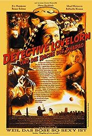 Detective Lovelorn und die Rache des Pharao Poster