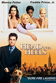 Head Over Heels (2001) Poster - Movie Forum, Cast, Reviews