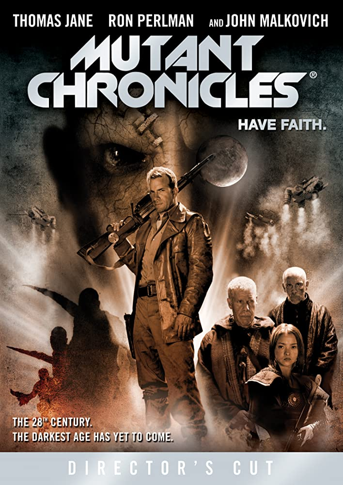 Mutantų kronikos / Mutant Chronicles (2008) online